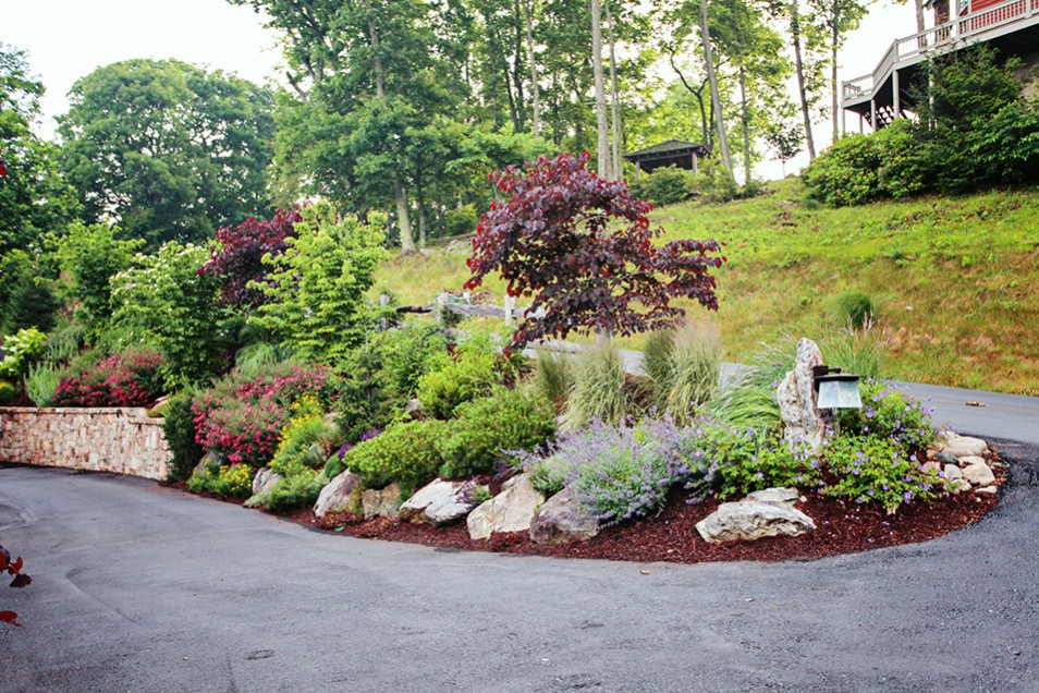 burnsville landscape design by gardens for living