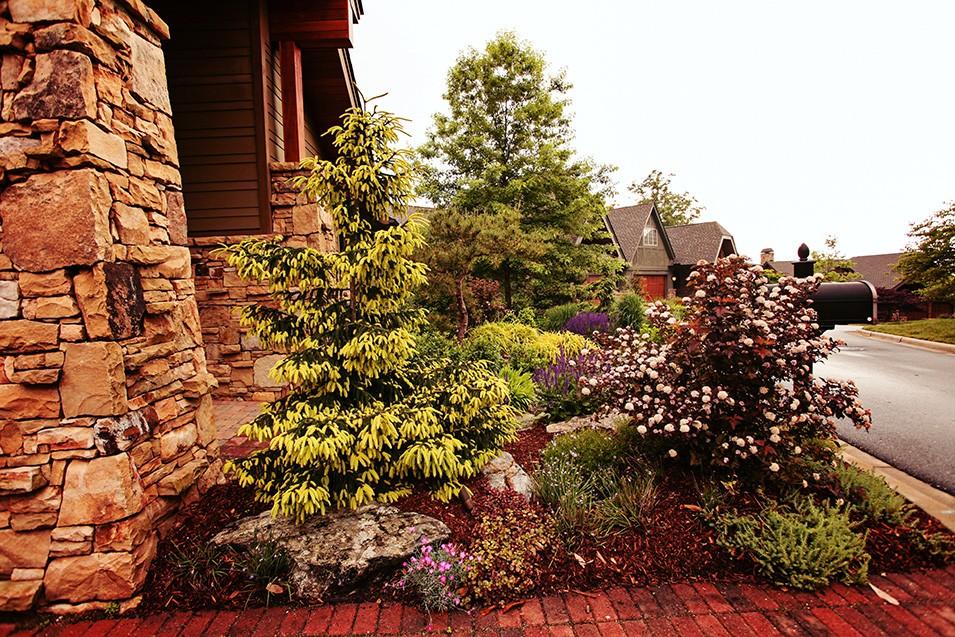 The Views Development, in Asheville