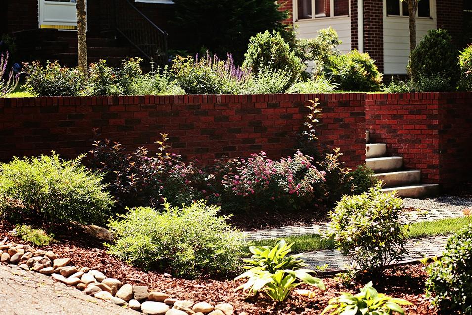 West Asheville Landscape Design