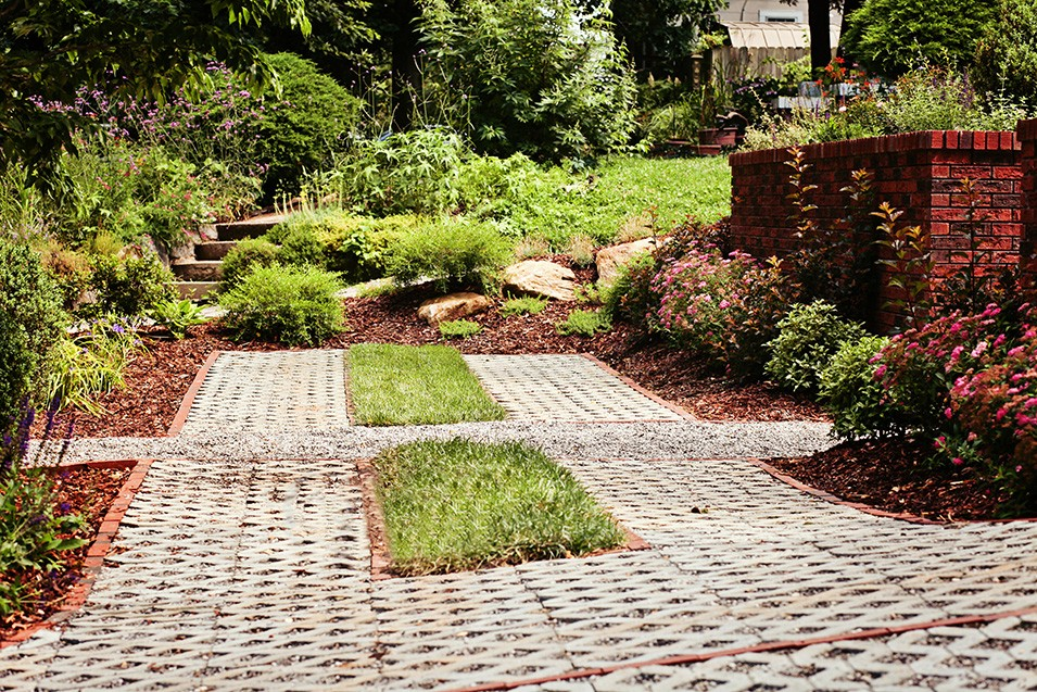 West Asheville Landscape Design