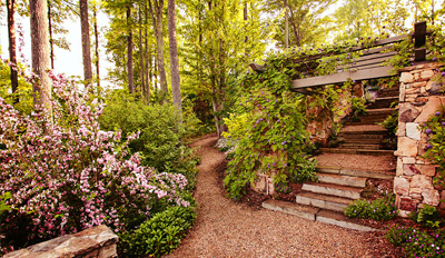 Landscaping Design, Build, and Install for Asheville and surrounding areas