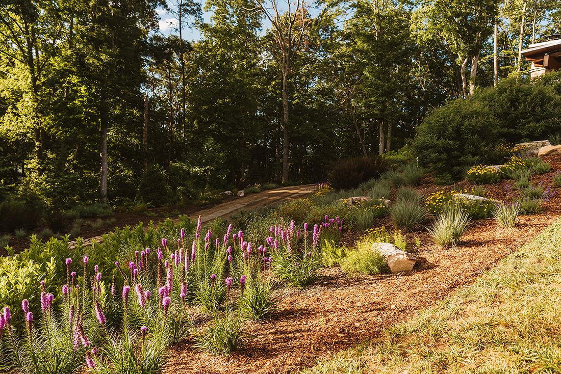 Swannanoa Landscaping Design