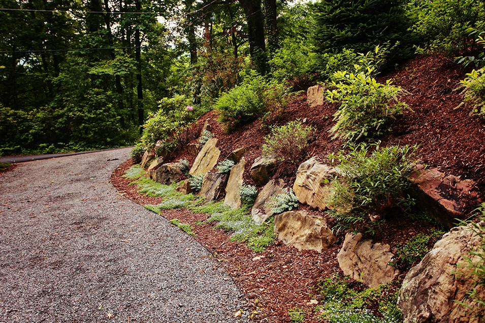 Portfolio Archive | Gardens for Living on Mountain Backyard Ideas id=72322